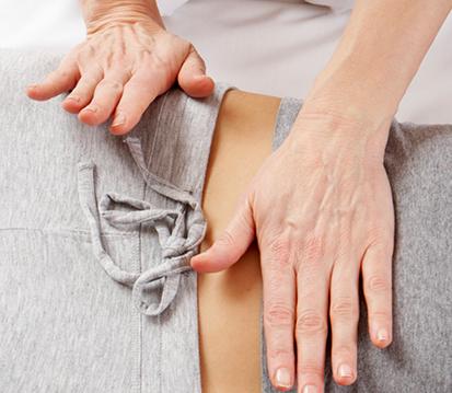 douleurs pelviennes femme menopausee