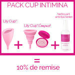 Pack CUP INTIMINA