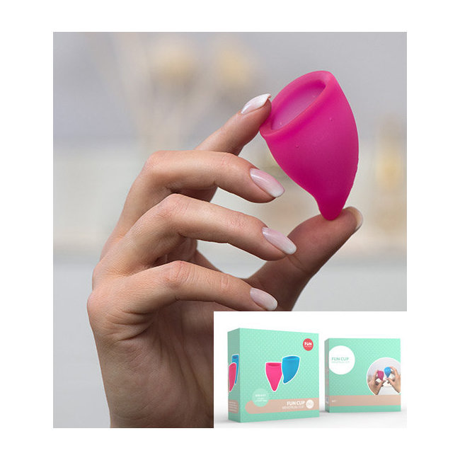 04a42a46cc Coupes menstruelle FUN CUP : une forme originale et adaptée