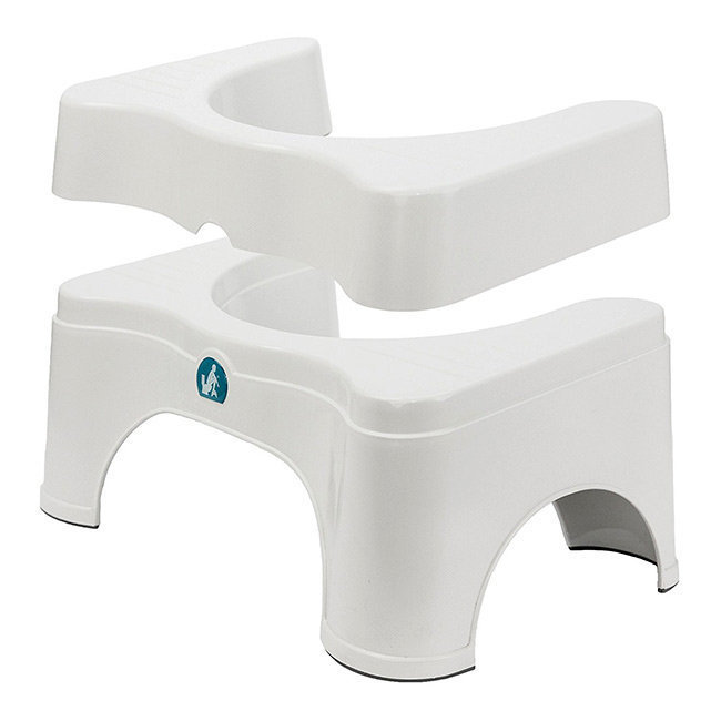 Squatty Potty 2.0, hauteur adaptable