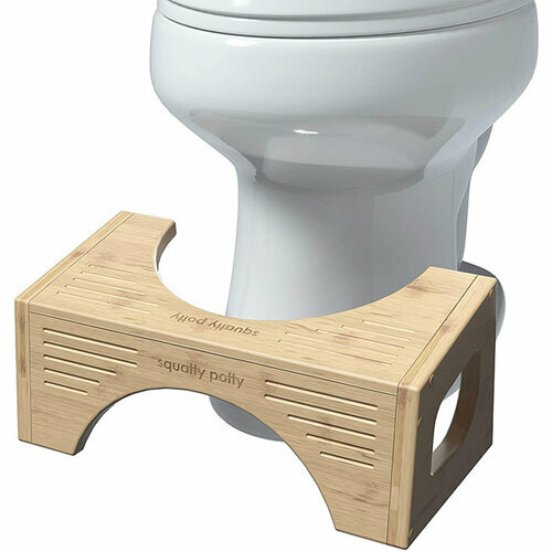 Squatty Potty Bamboo Flip