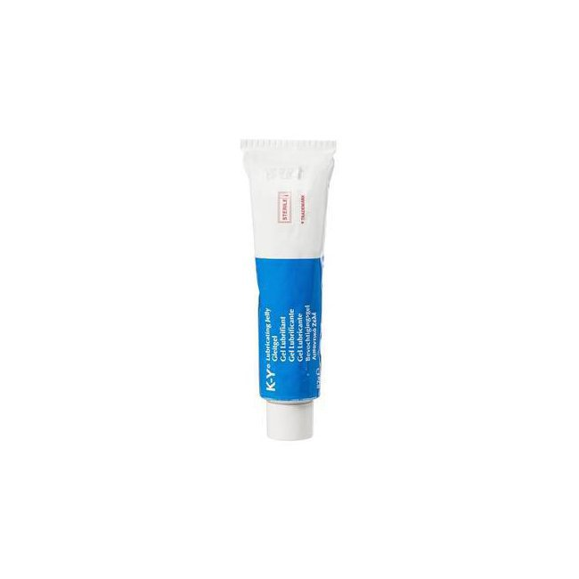 Tube de gel lubrifiant