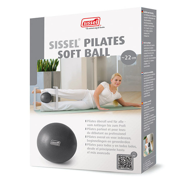 Packaging du Ballon Pilates 22 cm