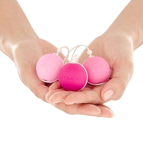 Intimina Laselle, perles pour les exercices de kegel