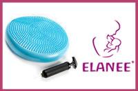 Coussin d'exercice du plancher pelvien Elanee