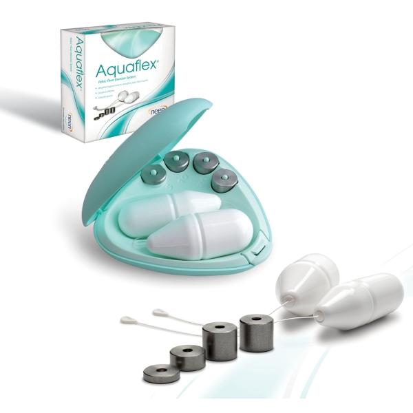 Coffret Aquaflex, cônes vaginaux pour fuites urinaires